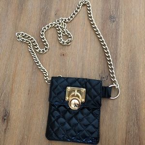 Michael Kors belt purse